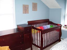 cherry wood crib with changing table u2014 optimizing home decor ideas