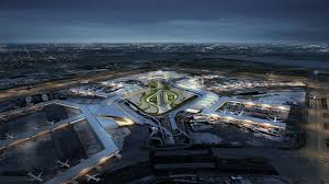 Map Of Jfk Airport New York by New York U0027s John F Kennedy International Airport Is Getting A 10