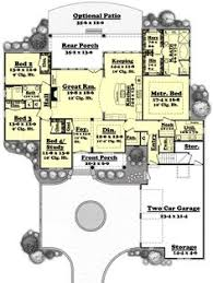 House Plans With Master Suite On Second Floor The Master Wing Of This House Is Laid Out To Provide U201chis And Her