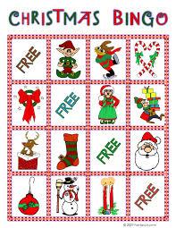 printable christmas bingo cards pictures printable bingo games archives woo jr kids activities