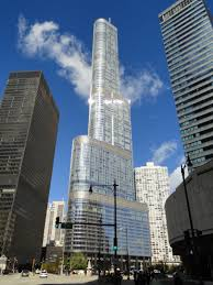 where does trump live trump international hotel and tower chicago wikipedia