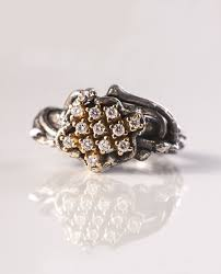nature inspired engagement rings nature inspired engagement ring gold silver diamonds