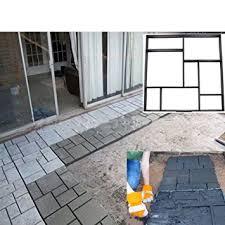 Brick Patio Diy Amazon Com Yosoo Diy Driveway Paving Brick Patio Concrete Slabs