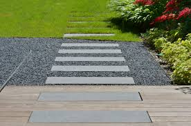 idee amenagement jardin devant maison avant après aménager un jardin tout en longueur détente jardin