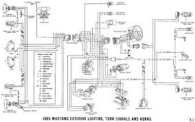 1965 mustang instrument cluster alternator wiring diagram 65 mustang on alternator images free