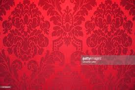 silk wallpaper with ornaments stock photo getty images
