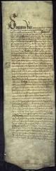 tudor writing paper george boleyn on pinterest anne boleyn henry viii and tudor original parchment record of the trial of anne boleyn and her brother george boleyn
