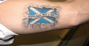 15 of scotland s most tattoos daily record