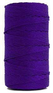 rosary twine rosary twine twisted size 36 purple 1 lb 1 pack best