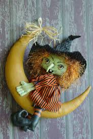 Halloween Craft Patterns 11 Best Witch Dolls Images On Pinterest Witch Dolls Halloween