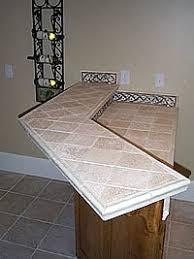 kitchen tile countertop ideas 41 best kitchen countertop ideas images on kitchen