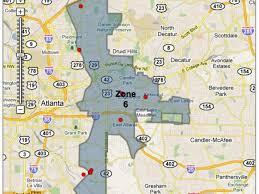 Seeking Zone Atlanta Department Zone 6 Beat Redesign Meeting Scheduled