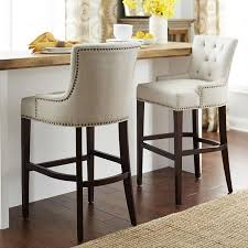 High Top Bar Stools Bar Stools Kitchen Island Free Standing Pottery Barn Kitchen