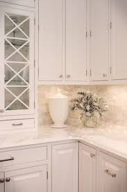 white kitchen with backsplash butlers pantry small butlers pantry with herringbone backsplash