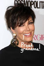 kris jenner hair 2015 north west and penelope disick give grandma kris jenner the best