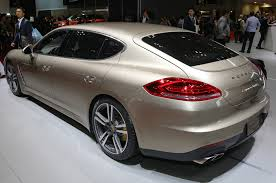 Porsche Panamera Edition - limited run porsche panamera special edition planned