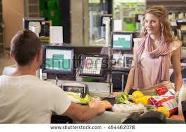 Supermarket Cash Desk Cashdesk Stock Images Royalty Free Images U0026 Vectors Shutterstock