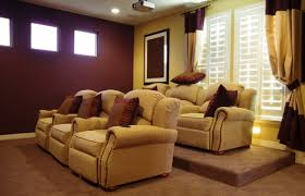 Comfortable Home Theater Seating How To Make Your Home Theater The Ultimate Hosting Room