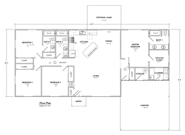 Floor Plan With Dimensions Simple Apartment One Bedroom Floor Plans With Hall 1275x1182