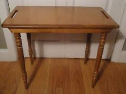 conant ball coffee table vintage mid century conant ball maple side table ebay