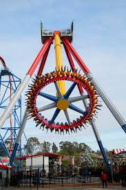 Six Flags Magic Mountain Directions Wonder Woman Lasso Of Truth Six Flags Discovery Kingdom