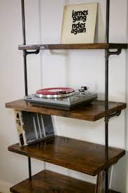 ikea hack record player stand nouvelle daily record player