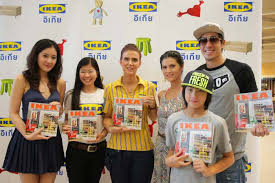 ikea catalogue 2013 ikea holds the biggest ikea catalogue launch in thailand scandasia