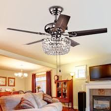 Ideas Chandelier Ceiling Fans Design 3 Light 5 Blade 43 Inch Bronze Chandelier Ceiling