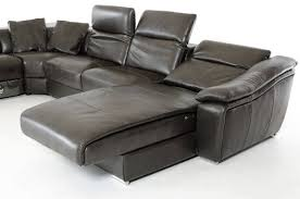 Sofa Leather Sectional Sofa With Chaise Sectional Sleeper Sofa