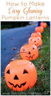 plastic pumpkins plastic pumpkin decorations walkways diy and creative