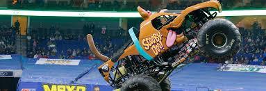 scooby doo monster jam truck toy monster jam