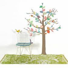 stickers arbre chambre b sticker arbre chambre fille