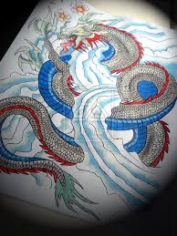 pictures of chines drangons first chinese dragon tattoo by