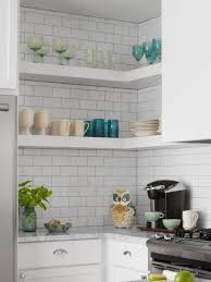 White On White Kitchen Designs Small Space Kitchen Remodel Hgtv