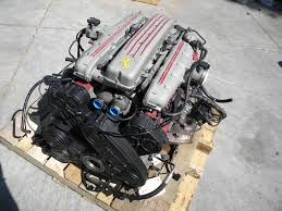 ferrari engine what would you do with a ferrari 550 maranello v12 engine