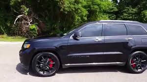 jeep cherokee blacked out 2014 jeep grand cherokee summit plasti dipped youtube