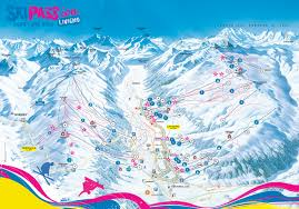 Piste Maps For Italian Ski by Livigno Piste Map Lion Alpin
