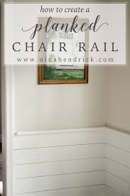 diy planked wall treatment tutorial planked walls plank and