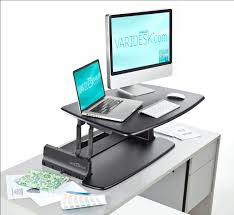 choosing a stand up desk varidesk standing desk blog