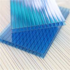 Plastic Wall Covering Sheets by Polycarbonate Hollow Sheet Transparent Two Wall Greenhouse Roof Panels