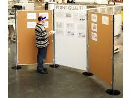 cloison pour bureau cloison exposition pour affichage planorga gilmat devis fournisseur