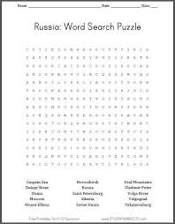 75 best geography puzzles images on pinterest word search