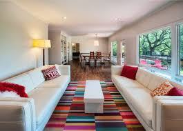 home interior pictures value choosing rugs with stripes for the modern home interior design