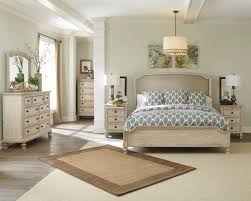 Schlafzimmer Queen Recamara Queen Demarlos Vintage Casual Ref B563 74 77 96 93