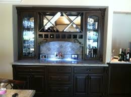built in wine bar cabinets alluring built in bar cabinets home contemporary intended for 3