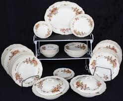 vintage thanksgiving dinnerware platters dinnerware sets vintage chinaware mcarthur park