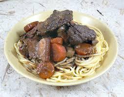 une cuisine pour voozenoo boeuf bourguignon une cuisine pour voozenoo viande boeuf