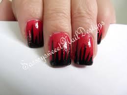 pink and black nail designs 4 free wallpaper hdblackwallpaper com