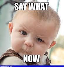 Meme Creator Upload - new meme in http mememaker us the who skeptical baby meme