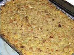 fannie s cornbread dressing recipe just a pinch recipes